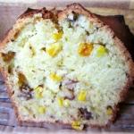 Chlebek kukurydziany na...