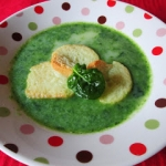 Zupa szpinakowa kremowa