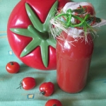Domowy sok pomidorowy do...