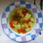 Zupa rybna z owocowej...