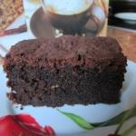 Brownie - ciasto...