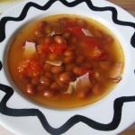 Zupa fasolowa tradycyjnie...