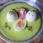 Serowa zupa Wielkanocna...
