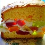 Ciasto z galaretką w...