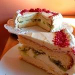 Tort cytrynowo-smietanowy...