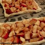 Szybkie ciasto z jablkami...