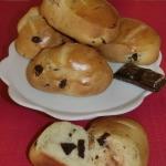 Petit pains au chocolate