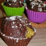 Muffiny kakaowe z cytryno...