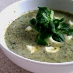 Zupa krem z roszponki