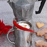 Kawa z chili i kakao