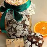 Ciasteczka pelne czekolad...
