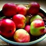 Jedzcie jabłka :) ......