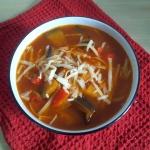 Włoska zupa z...