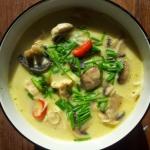 Tajska zupa tom kha