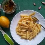 Penne z anchois,...