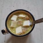 Zupa z selera naciowego...