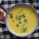 Zupa curry z batatem i...