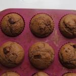 Czekoladowe muffiny z...
