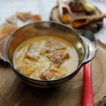 Dyniowa zupa na oleju...