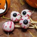 Halloweenowe oczy