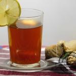 Imbirowa herbatka na...