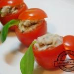 Przekąska z pomidorków...