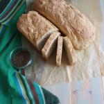 Chleb na drozdzach z masl...