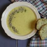Zupa-krem z kalafiora i...