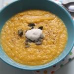 Zupa - krem dyniowo -...