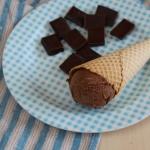Lody czekoladowe bez masz...