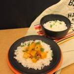 Curry z dyni :)