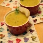 Zupa - krem z cukinii z...