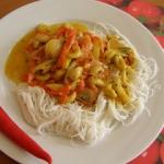 Curry paprykowo-ziemniacz...