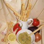 Guacamole+grissini=palusz