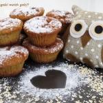 Muffinki twarogowe z...