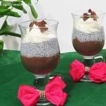 Pudding czekoladowy z...