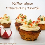 Muffiny mięsne z...