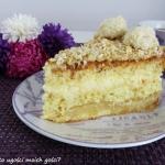 Pinacolada - ciasto...