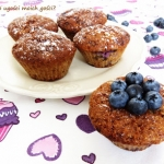 Muffinki pełnoziarniste...