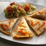 Mini quesadillas czyli...