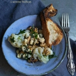 Salatka z kalafiora z orz...