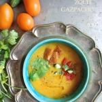 Żolte gazpacho