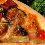 Pizza z pieczonymi...