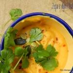 Zupa z dyni i kalafiora