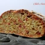 Chleb z burakiem -...