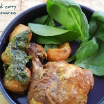 Kurczak curry w...