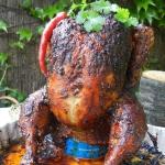 Kurczak pieczony na ...