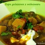 Zupa gulaszowa z...