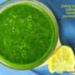 Zielony koktajl -...