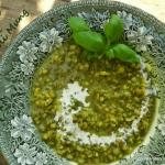 Zupa z fasoli Mung